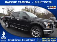 Used 2015 Ford F-150,  DESIRABLE FEATURES:    a TRAILER