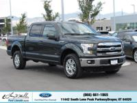 Scores 23 Highway MPG and 17 City MPG! This Ford F-150