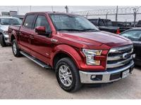 FUEL EFFICIENT 23 MPG Hwy/18 MPG City! CARFAX 1-Owner.