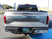 Serviced here, King Ranch trim. REDUCED FROM $46,876!