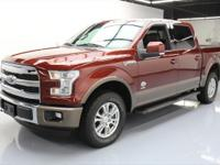 2015 Ford F-150 with King Ranch Package,EcoBoost 3.5L