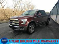 THIS KING RANCH F-150 COMES FULLY EQUIPPED WITH