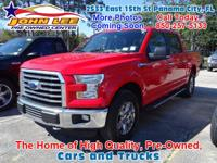 ONLY 22,613 MILES..! This 2015 Ford F-150 XLT looks