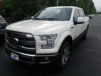 This 2015 F-150 is for Ford fanatics who are hunting