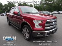 2015 Ford F-150 King Ranch 4WD  New Price! *BLUETOOTH