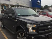 Clean CARFAX 1 Owner!. 4WD, ABS brakes, Leather,