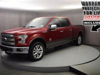 FULLY LOADED WITH LOW MILES FORD F150 PICKUP