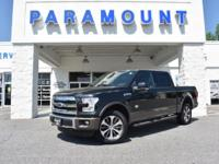 Recent Arrival! CARFAX One-Owner. LOCAL TRADE, F-150