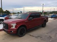 Recent Arrival! Ford F-150 4WD CARFAX One-Owner.