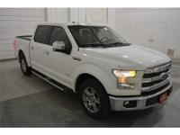 We are excited to offer this 2015 Ford F-150. This Ford
