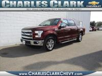 This 2015 Ford F-150 is a real winner with features