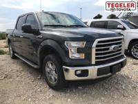 Green 2015 Ford F-150 RWD 6-Speed Automatic Electronic
