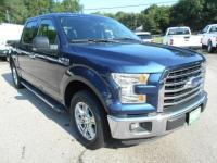 This 2015 Ford F-150 XLT SuperCrew will get the job