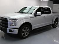 2015 Ford F-150 with Equipment Group 501A,Lariat Sport