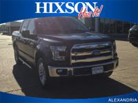 This 2015 Ford F-150 Lariat is proudly offered by