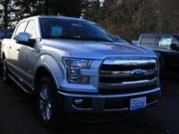 4WD. Odometer is 1205 miles below market average!We