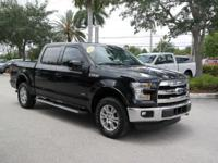No accidents Clean Carfax. F-150 Lariat 4X4, 2.7L V6