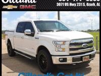 New Price! Clean CARFAX.  F-150 Lariat, 4D SuperCrew,