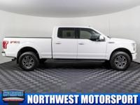 Clean Carfax Two Owner Truck with Navigation!  Options:
