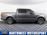 Clean Carfax One Owner Truck with Navigation!  Options: