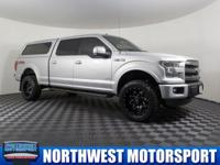 Clean Carfax Two Owner 4x4 Truck with Brand New Les