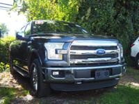 ONE OWNER! CLEAN CARFAX! ECOBOOST TWIN TURBO! 4 WHEEL