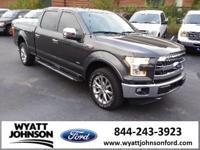 CARFAX One-Owner. Magnetic Metallic 2015 Ford F-150