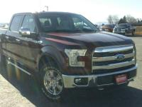 EPA 21 MPG Hwy/15 MPG City! Heated/Cooled Leather