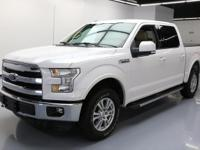 2015 Ford F-150 with FX4 Off Road Package,5.0L V8