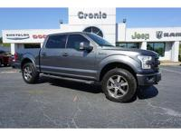 4WD LARIAT SUPERCREW, NAVIGATION, PANORAMIC ROOF and