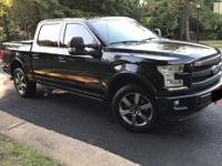 2015 Ford F-150 Lariat 6 cylinder 3.5L ECO BOOST , its