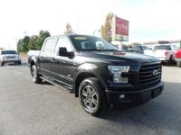 Options:  2015 Ford F-150 Sport Package! Navigation!