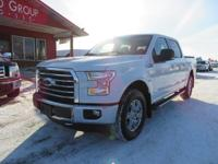 Options:  2015 Ford F-150 Navigation! Moonroof! Xtr