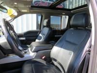 Panoramic Moonroof! Navigation! FX4 Package! Packed