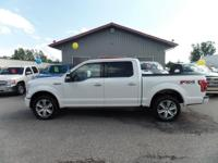 Options:  2015 Ford F-150 Navigaiton! Panoramic