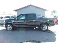 Options:  2015 Ford F-150 Heated And Cooled Leather