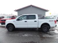 Options:  2015 Ford F-150 17 Inch Moto Metal Wheels!