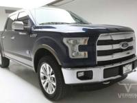 This 2015 Ford F-150 King Ranch Crew Cab 4x4 Fx4 with