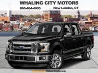 4X4! Crew Cab! 2015 Ford F-150. This gorgeous 2015 Ford