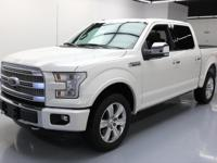 2015 Ford F-150 with FX4 Off-Road Package,Equipment