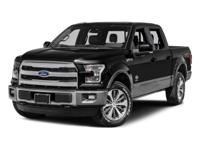 Ford F CARFAX One-Owner. Local trade, bluetooth, 4x4,
