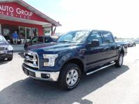 Options:  2015 Ford F-150 Tougher Stronger And Loaded