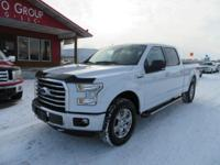 Options:  2015 Ford F-150 Xtr Off Road Package! Leather