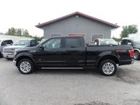 Options:  2015 Ford F-150 Navigation! Fx4 Package!