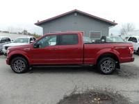 Options:  2015 Ford F-150 Sport Package! More Robust