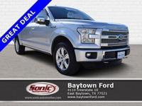Don't miss this great Ford! This 2015 Ford F-150