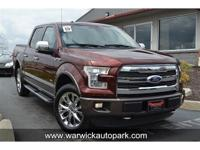 Just In! Take a look at this Lariat F150 ordered it