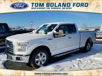 Have the right tool for the job with this 2015 F-150