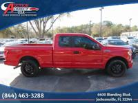 Extended Cab, 2.8L V6 Ecoboost, Bluetooth, Alloy