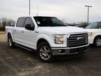 2015 Ford F-150 RWD 6-Speed Automatic Electronic 2.7L